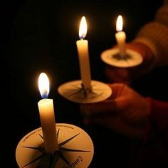 Cherlyn: My favorite Holiday Tradition is going to candle light service at my church on Christmas Eve.