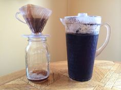 Iced coffee is a quintessential summer drink. Make cold-brew coffee for ultimate smoothness and taste, even with cheaper coffee beans.