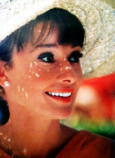 Audrey. This is so beautiful and actually one I haven't seen before