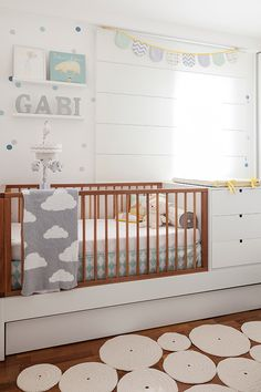 For more nursery's inspirations go to CIRCU.NET and discover more ideas and furniture for luxury baby bedroom Baby Bedroom, Baby Boy Rooms, Baby Room Decor, Baby Boy Nurseries, Nursery Room, Kids Bedroom, Room Baby, Nursery Decor, Decoration Inspiration