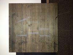 Silkscreen on wood // printmaking