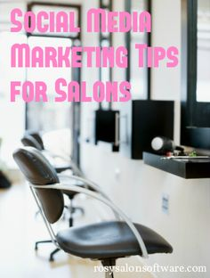 Five Ways to Add Gloss and Shine to Your Salon's Social Media Profiles: Social Media Marketing Tips for Salon & Spas by Rosy Salon Software. Please re-pin!