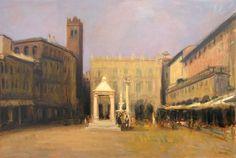 Germano Paolini - Piazza erbe