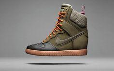 """Nike """"SneakerBoots"""""""
