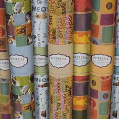 pet themed wrapping paper