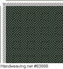 draft image: Figurierte Muster Pl. XLVI Nr. 2, Die färbige Gewebemusterung, Franz Donat, 4S, 4T