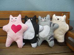Almofada Cute Cats - Arte & Design