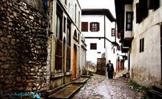 Safranbolu, an old town along the Black Sea coast of Turkey Interesting Buildings, Black Sea, Old Town, Beautiful Homes, Architecture Design, Istanbul, Photo Galleries, World, City