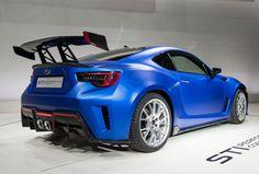 【NYオートショー2015】スバル、「BRZ」をベースにした「STI Performance Concept」を世界初公開! - Autoblog 日本版