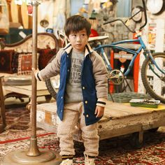Japanese kids clothes brand [PONY GO ROUND] 2014 AUTMN & WINTER COLLECTION http://www.cocomag.net/special/2014-pgr-aw/