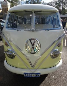 Kombi Love -  photo by Carlie Stanley