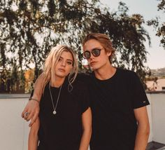when u n ur homie look like the meanest people alive @alissaviolet by neelsvisser
