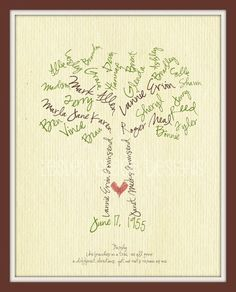 I wanna make one for my grandparents 60th wedding anniversary : )  | followpics.co