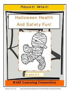 This bundle contains eight different health and safety learning activities…