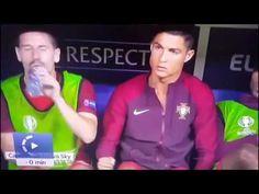 Popular Right Now - Thailand : France vs Portugal 0-1 Christiano Ronaldo vs Adrien Silva funny moment...