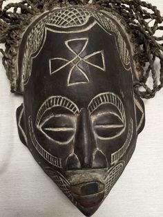 A personal favorite from my Etsy shop https://www.etsy.com/listing/231114110/african-mask