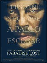 Paradise Lost avec Benicio Del Toro et Josh Hutcherson. Nick pense avoir trouvé son paradis en rejoignant son frère en Colombie. Un lagon turquoise, une plage d'ivoire et des vagues parfaites. Il y rencontre Maria, une magnifique Colombienne. Tout semble parfait… jusqu'à ce que Maria le présente à son oncle : un certain Pablo Escobar.
