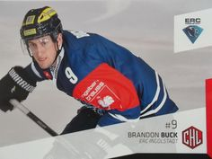 OHL Grads Find Top 10 In Germany's DEL For 2014-15