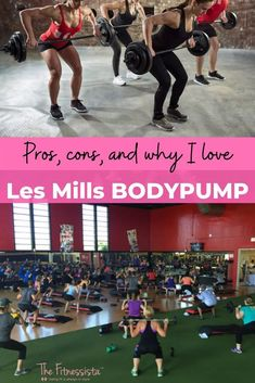 Sharing my thoughts on my very favorite Les Mills program, BODYPUMP! Take a class for FREE On Demand using my link and you'll get 30 days of unlimited workouts from the Les Mills platform. | Health and Fitness Reviews | The Fitnessista At Home Workouts For Women, Gym Workouts Women, Workout Routines For Beginners, Workout Plan For Women, Easy Workouts, Workout Plans, Training Programs, Workout Programs, Beginner Workout Program