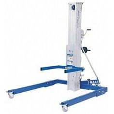 Genie Lift Hire in Gildersome,  Morley and Tingley in Leeds. Available from MF Hire.