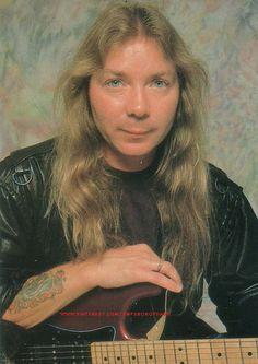 Dave Murray , Iron Maiden