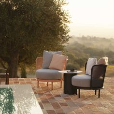 Minimalist Outdoor Furniture, Outdoor Bar Furniture, Modern Garden Furniture, Outdoor Dining Chairs, Outdoor Sofa, Garden Sofa, Garden Chairs, Lounge Chair Cushions, Contemporary Garden