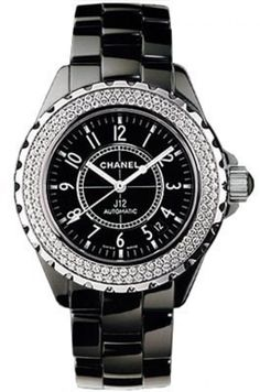 Chanel H0950 J12 Black J12 Automatic H0950