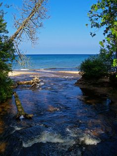 Indian Lake State Park and Grand Marais, Michigan Indian River Michigan, Grand Marais Michigan, Gooseberry Falls, Split Rock Lighthouse, Picture Rocks, Upper Peninsula, California Coast, Great Lakes, State Parks
