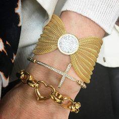 Set By Vila Veloni Absolutely Stunning Cuff Bracelets