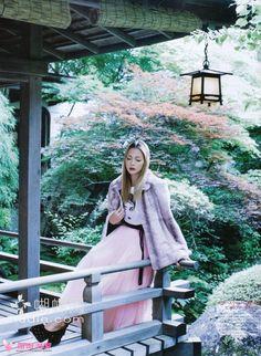 Anna Tsuchiya  My dream situation