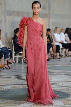 Giambattista Valli Fall 2017 Couture collection.