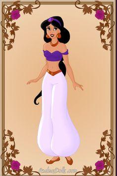 Next Generation Disney Princesses: Isra