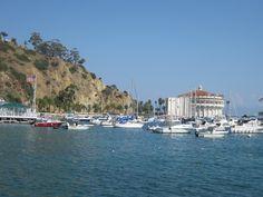 Avalon Bay, Catalina Island, California