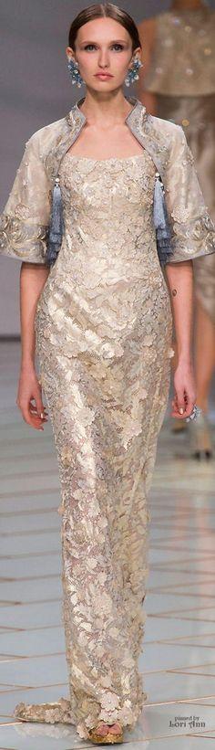 Guo Pei Couture Spring 2016