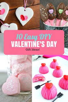 10 Easy DIY Valentin