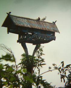 a Dovecote in Pucanganom village