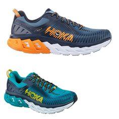 9a5ea7670bb4 Hoka One One Arahi 2 Mesh Low-Top Running Mens Trainers  fashion  clothing