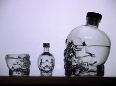 Crystal Head Vodka     #chvdeadday