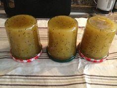Confiture pomme kiwi : Recette de Confiture pomme kiwi - Marmiton