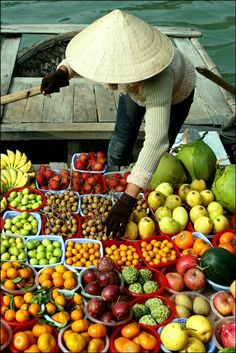 Things I Love About: Vietnam has a wide variety of Exotic Fruits !