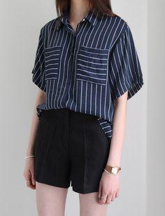 Korean Fashion – How to Dress up Korean Style – Designer Fashion Tips Korean Fashion Trends, Korean Street Fashion, Asian Fashion, Look Fashion, Trendy Fashion, Girl Fashion, Fashion Outfits, Fashion Women, Trendy Style