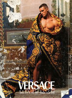 versace home collection - ad