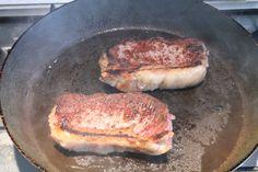 Steak sütése: az éttermi minőségű marha steak otthoni készítésének 4 titka! Fényképpel, pontos időtartamokkal, részletes leírással!