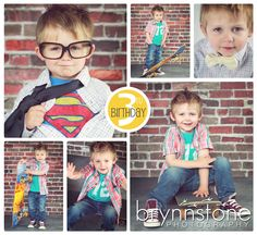 Tieran is 3 | Birthday | Kamloops & Fraser Valley Photographer | Brynnstone Photography