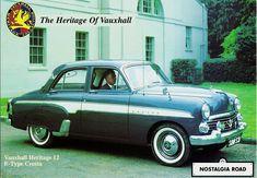 1957 Vauxhall E-Type Cresta E Type, S Car, Commercial Vehicle, Ford Trucks, Great Britain, Birmingham, Vintage Cars, Transportation, Classic Cars
