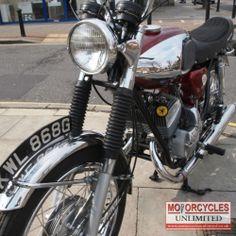 1968 Bridgestone 350 GTR Classic Japanese Bike for Sale   Motorcycles Unlimited