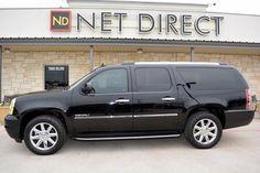 2011 GMC Yukon Denali XL 4WD Luxury SUV Fort Worth, TX