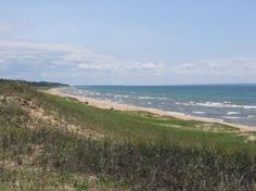 U.S. 2 Lake Michigan Beaches