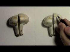 Realism Challenge #2: Mushroom