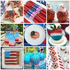 20 July 4th Fun Food Ideas!